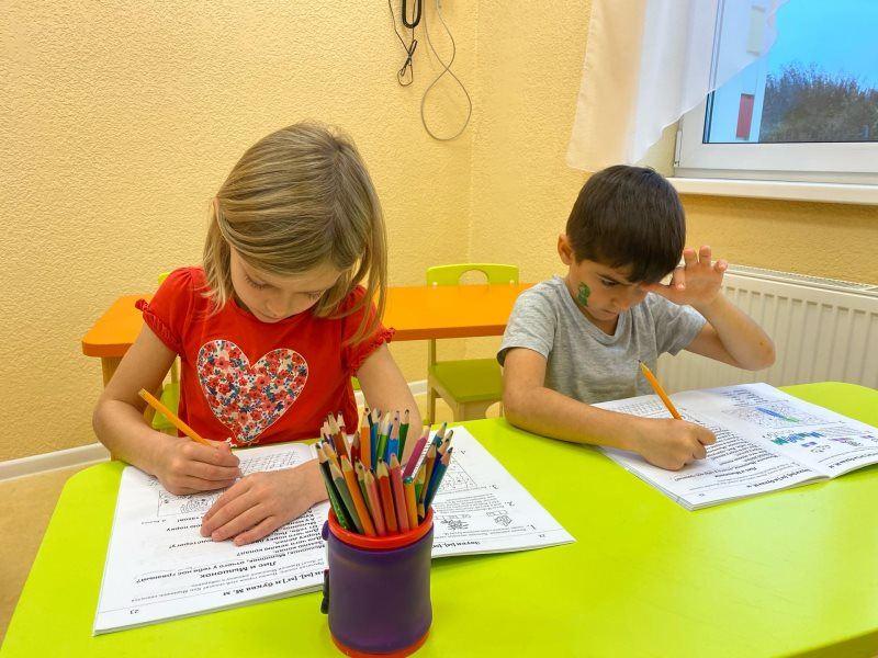 Основы грамоты в подготовительной группе